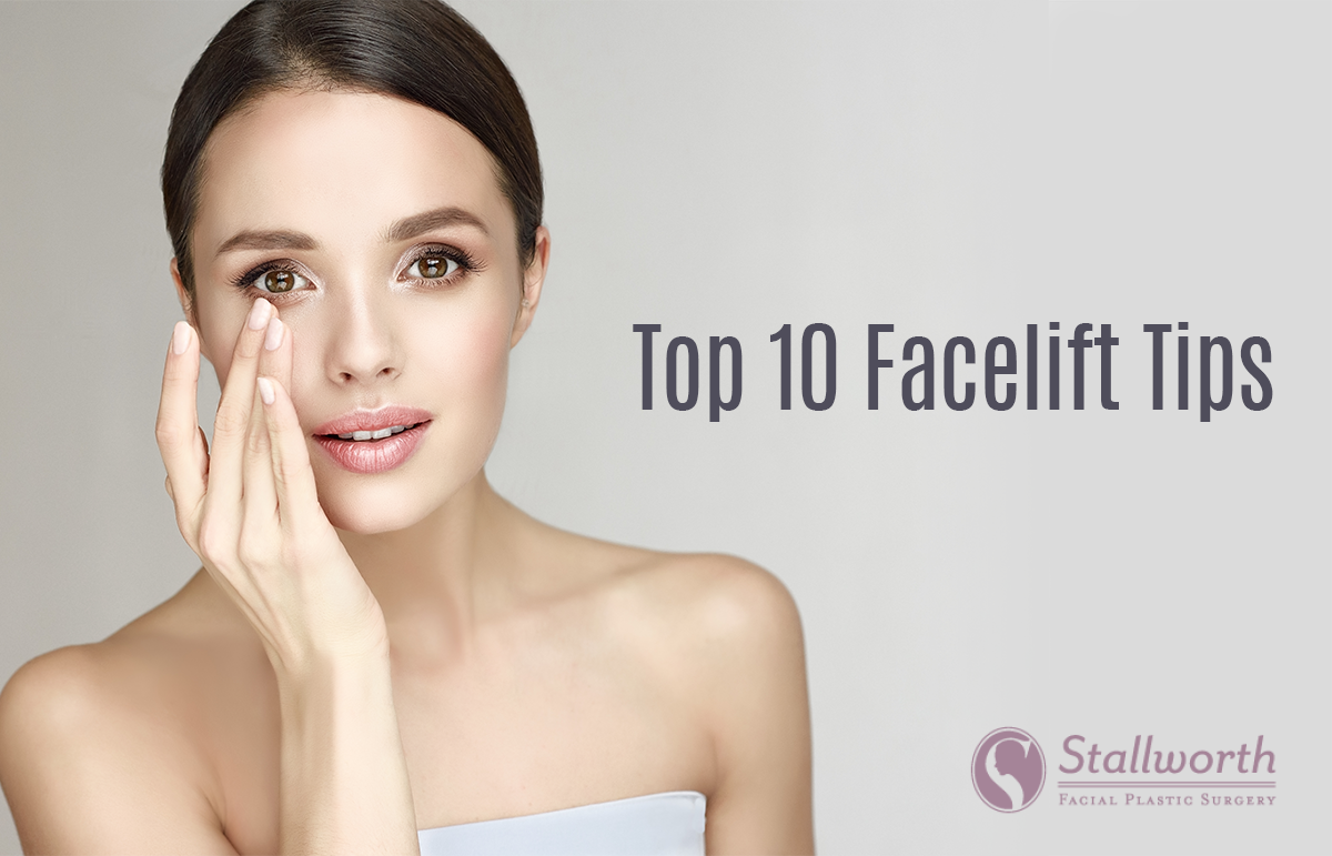 top facelift tips