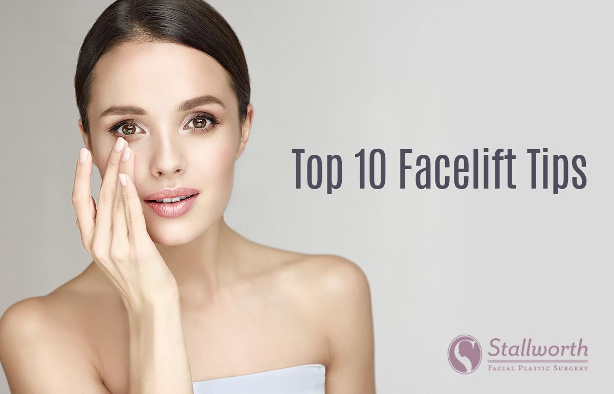 facelift tips